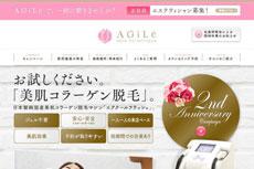 AGiLe <アジャイル>のHP