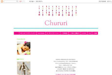 BeautySalon Chururi<チュルリ> 天満橋店のHP