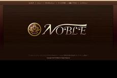 ノーブル アンチエイジング&リラックスサロン NOBLEのHP