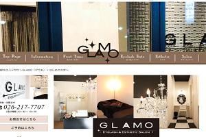 グラモ(GLAMO)のHP