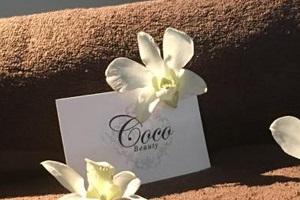 ココ ビューティー(Coco Beauty)のHP