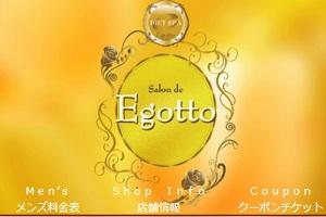 サロン ド エゴット(Salon de Egotto)のHP