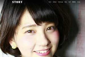 ストーリー(STORY)のHP