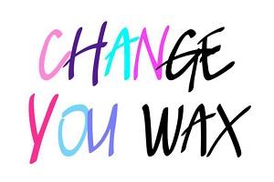 チェンジ ユー ワックス(CHANGE YOU WAX)のHP