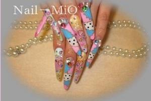 ネイルミオ (Nail-MIO)のHP