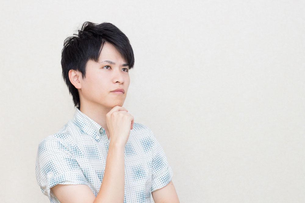 女性の脱毛について考える男性